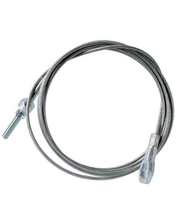 Cable de Embrague, 2250mm 60-61