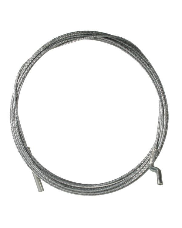 Cable acelerador. Modelos volante izquierda