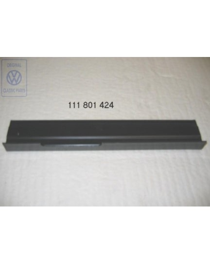 Outer Seat Guide Rail, Right