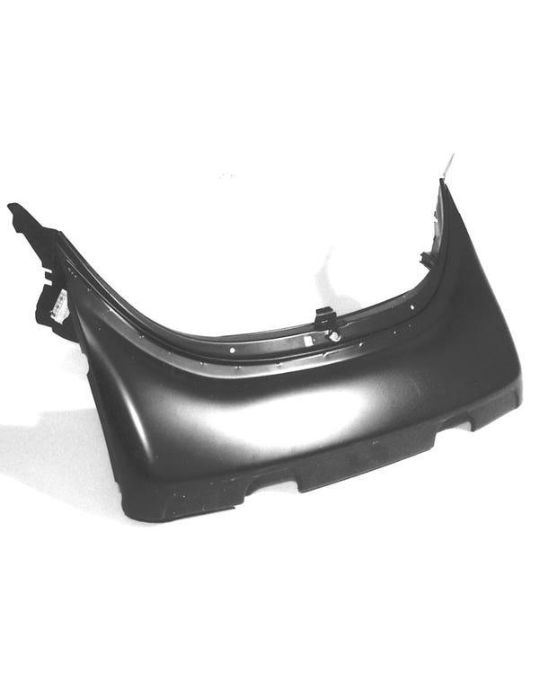 Bulge Type Rear Apron