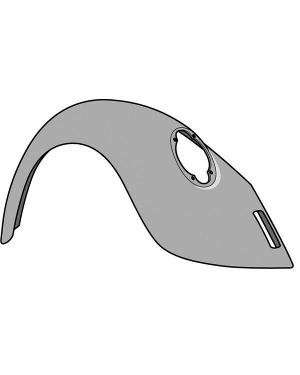 Kotflügel, hinten links