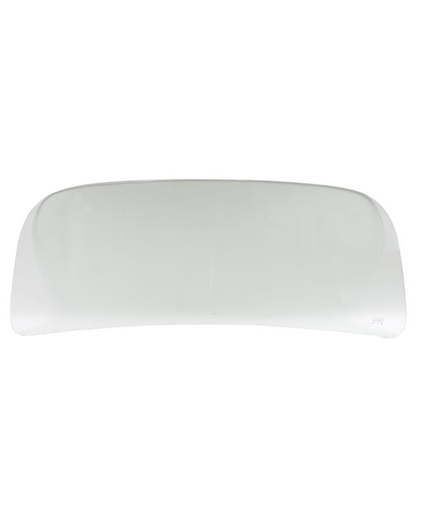 windshield, Laminated with Grey Tint