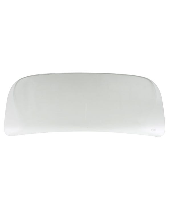 windshield, Laminated, Heated Non Tinted E-Marked