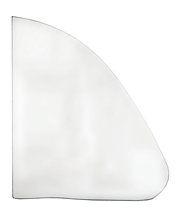 Front Quarter Light Glass, Non-Tinted to fit Left or Right Hand Side