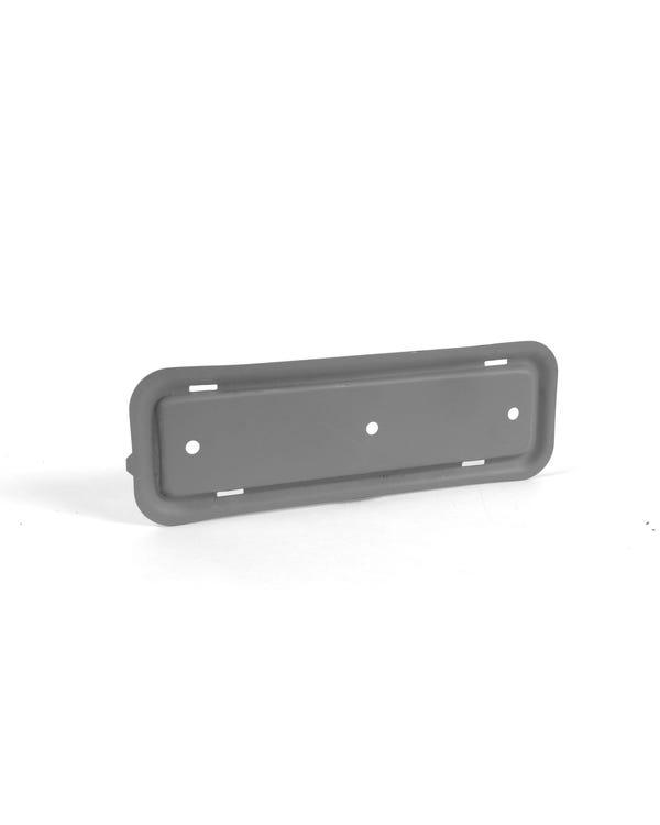 Standard Radio Blanking Plate