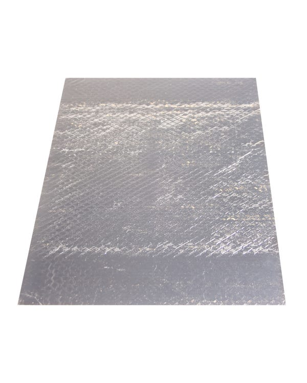 Sound Deadening Bitumen Pad, 40x50cm Textured