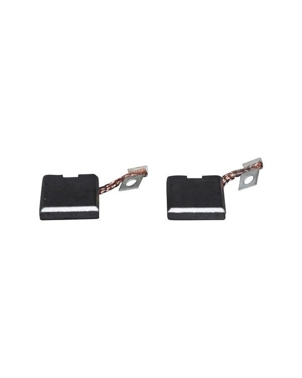 Paar Kohlebürsten für Lichtmaschine, 12V