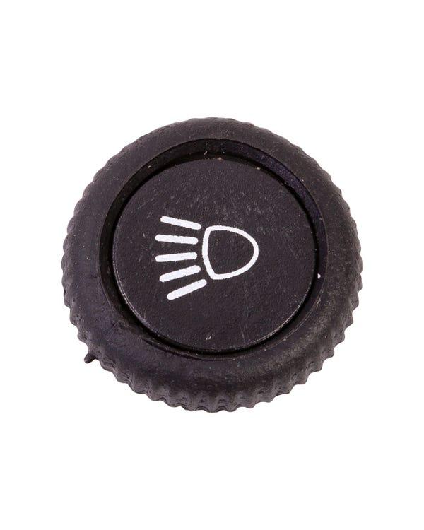 Botón luces o Limpiaparabrisas