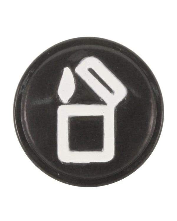 Cigarette Lighter Knob Cap