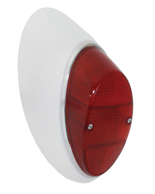 Complete Rear Light Left with all Red Lens