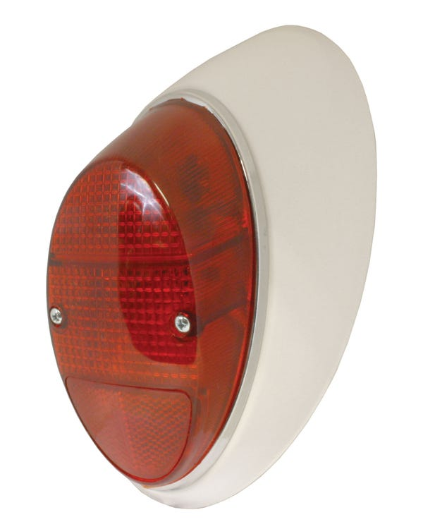 Complete Rear Light Right with all Red Lens