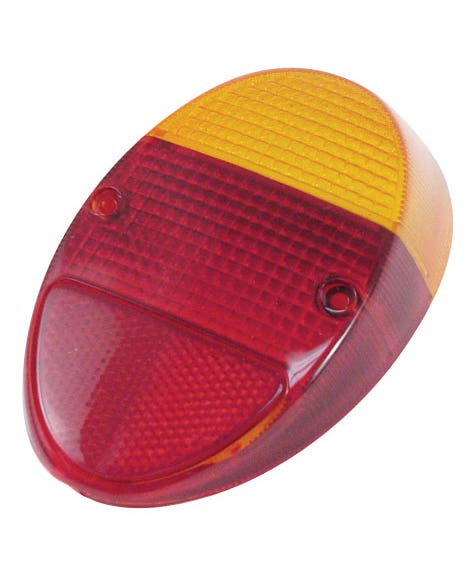 Rear Light Amber and Red Lens 1200cc