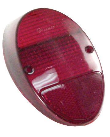 Rückleuchtenglas, rot, 1200cc
