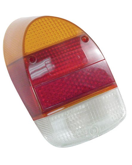 Rear Light Amber and Red Lens 1300cc