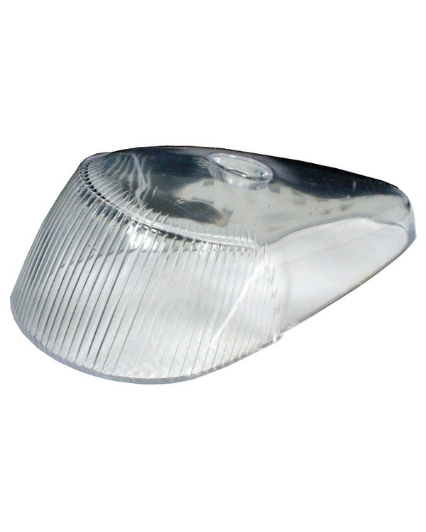 Front Indicator Lens Clear