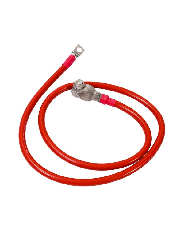 Positive Battery Cable for 6v and 12v Electrical Systems