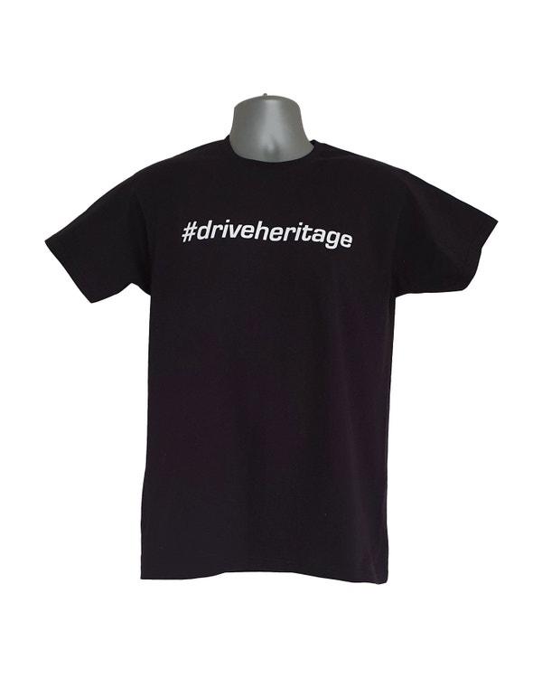 #driveheritage T-Shirt in Black, XL