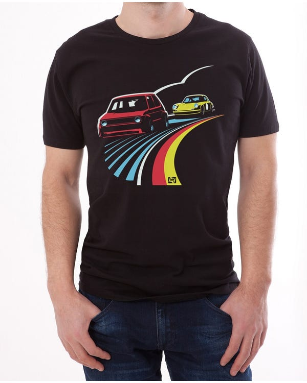 Brands Hatch T Shirt, Large