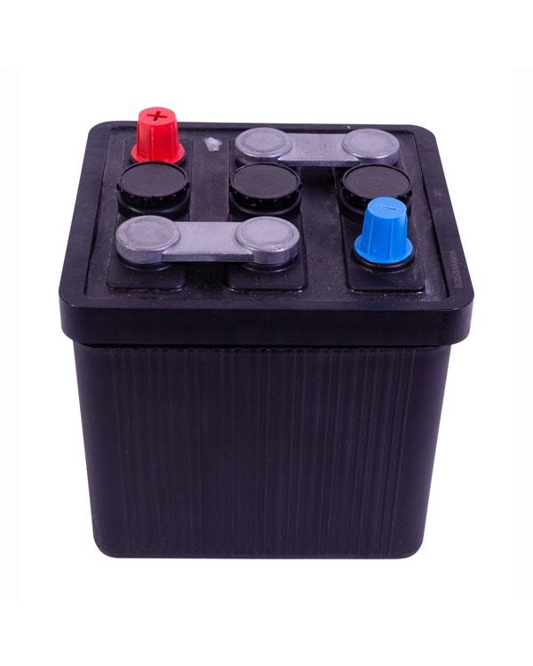 Batterie, 6 Volt, 66 Ah, trocken geliefert