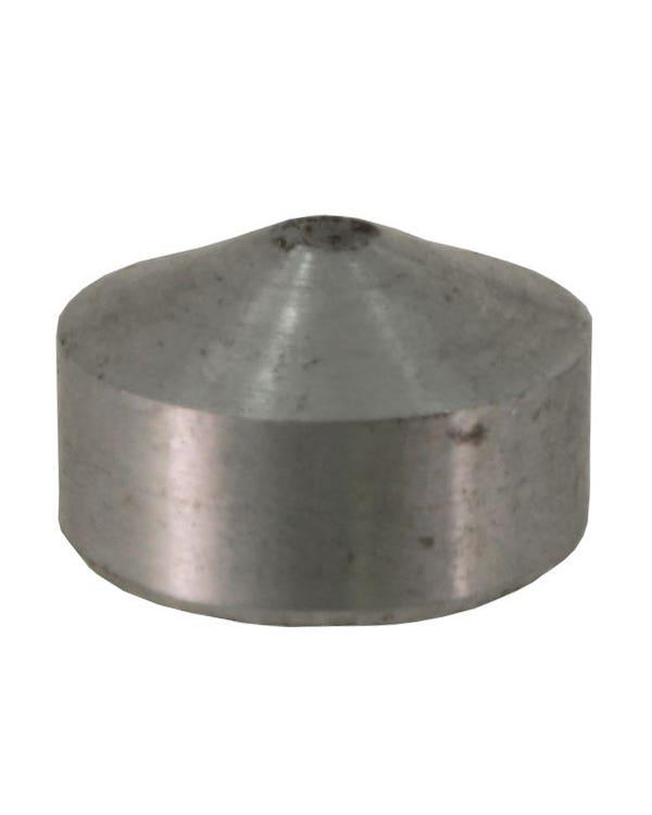 Kernstopfen, Aluminium