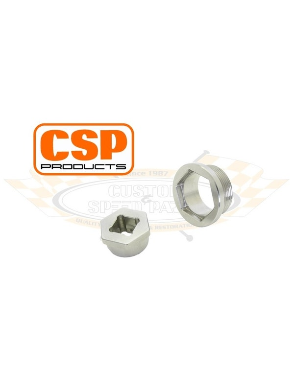 Bolt for Oil Filler, CSP Set with Mounting Tool