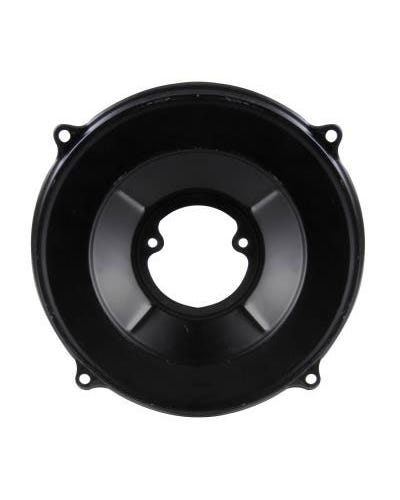 Dynamo Backing Plate Black 1200-1500cc 90mm 6 Volt