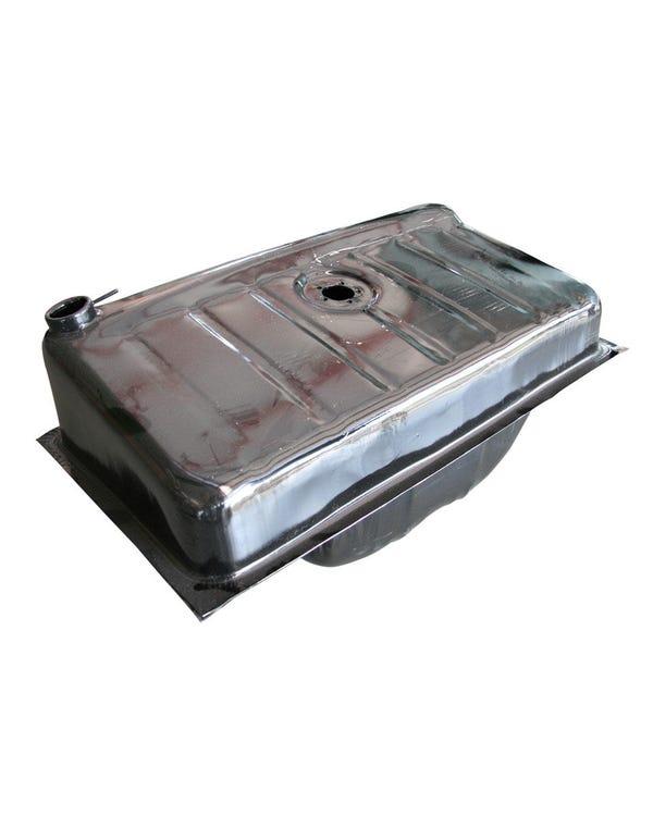 Fuel Tank Extra Capacity