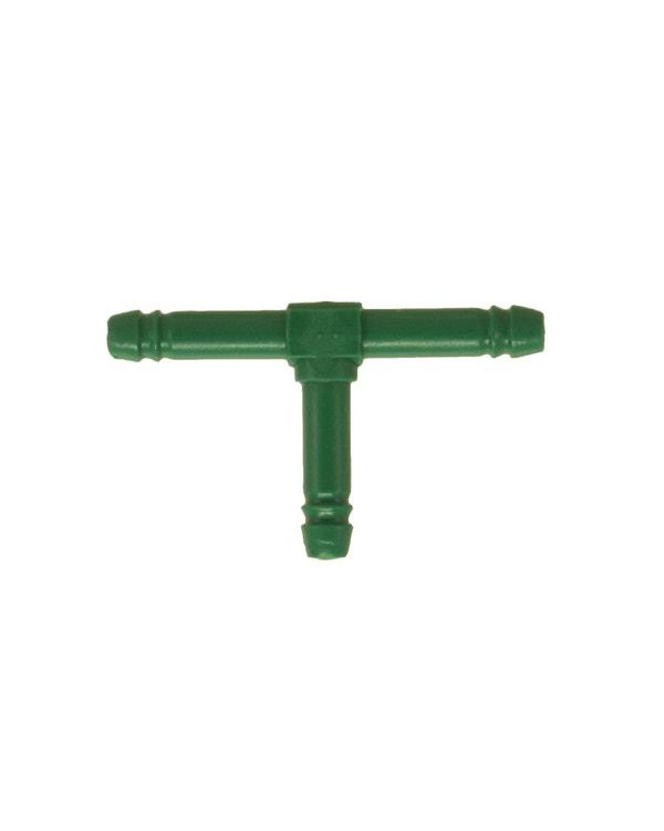 Vacuum Pipe Plastic T-Piece