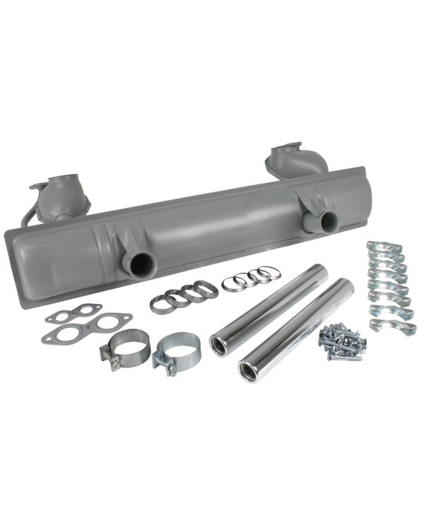 Extra Value Exhaust Kit, 1200