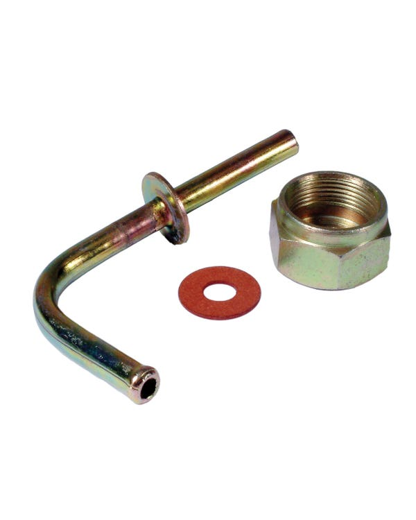 Fuel Tank Outlet Pipe Kit Without Filter