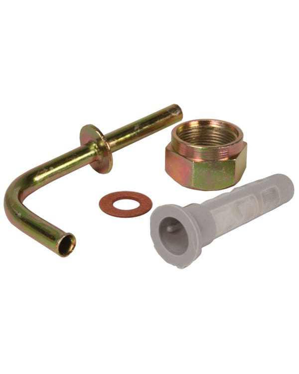 Fuel Tank Outlet Pipe Kit With Filter