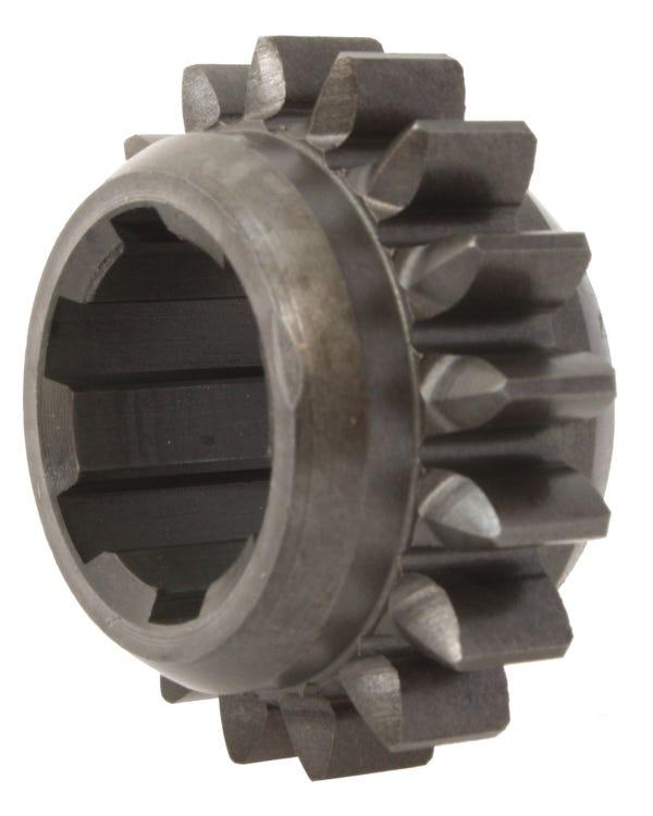 Slider Gear for Reverse Gear 17 Teeth