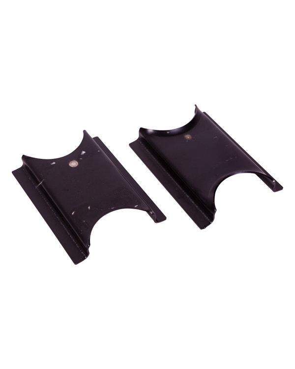 Reparaturplatten für die Vorderachse