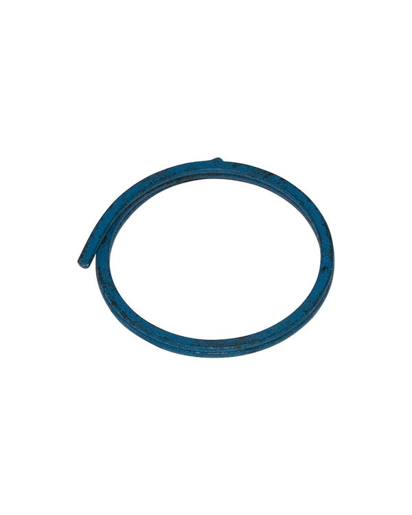 Amarre más pequeño de anillo de tapón antipolvo