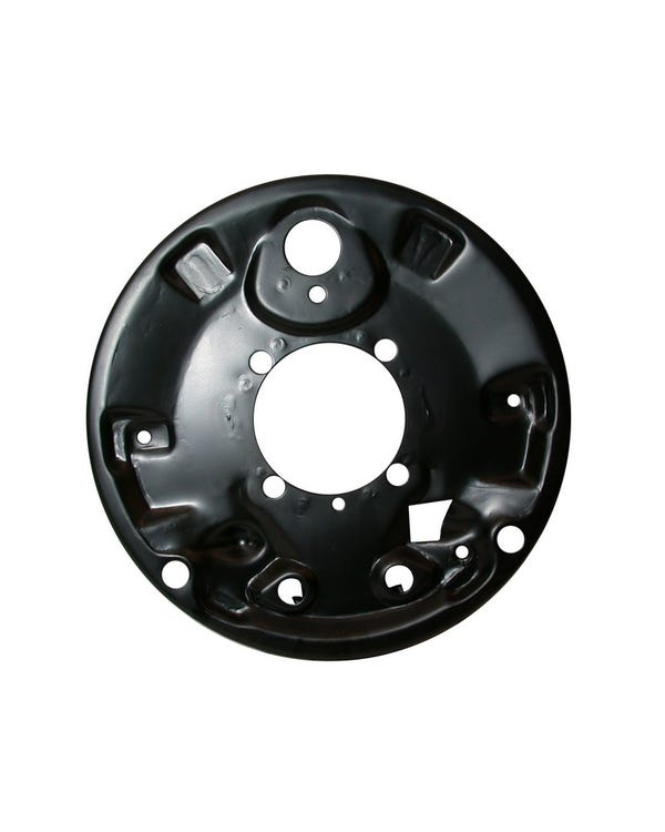 Rear Brake Backing Plate, Left