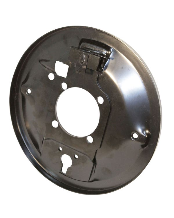 Rear Brake Backing Plate Right