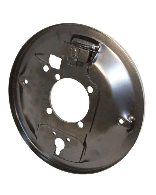 Rear Brake Backing Plate Right