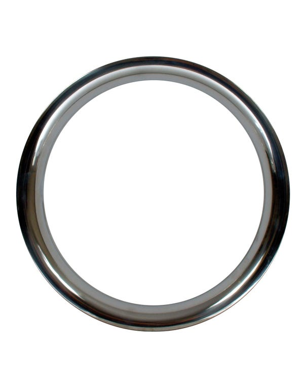 Stainless Steel Wheel Trim Set 15''