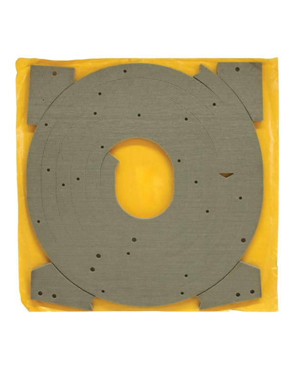Floorpan Foam Self Adhesive Gasket Kit