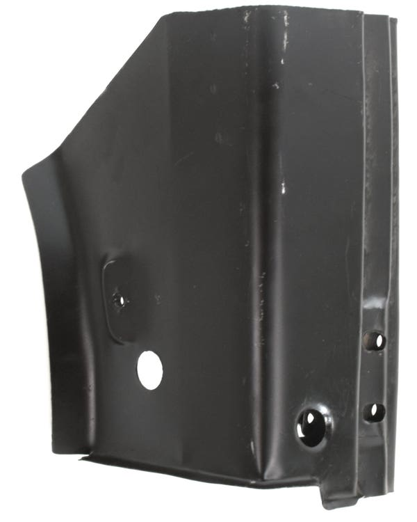A Pillar Lower Door Hinge Repair Section Right 3 Hole
