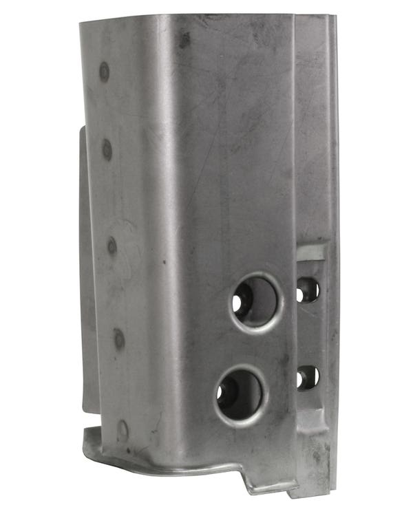 A Pillar Lower Door Hinge Repair Section Right 4 Hole