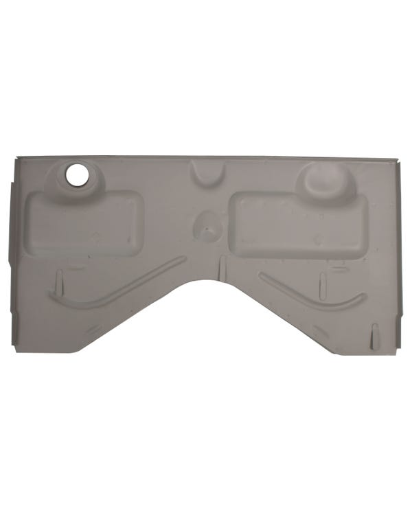 Front Bulkhead Cross Panel, Left Hand Drive