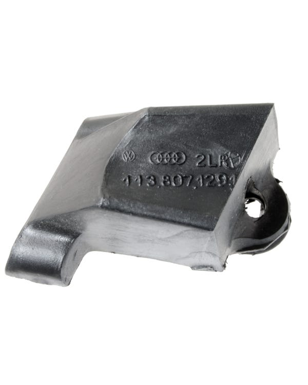Left Rear Bumper Support Wedge