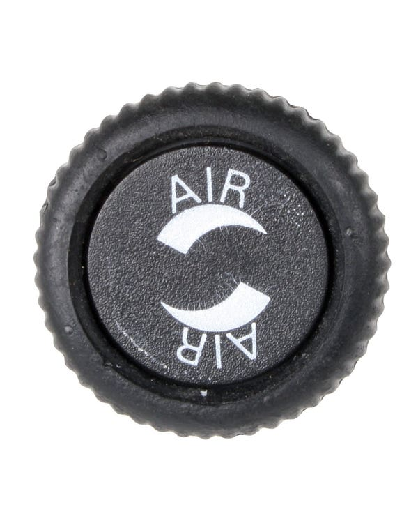 Fresh Air Control or Glovebox Knob