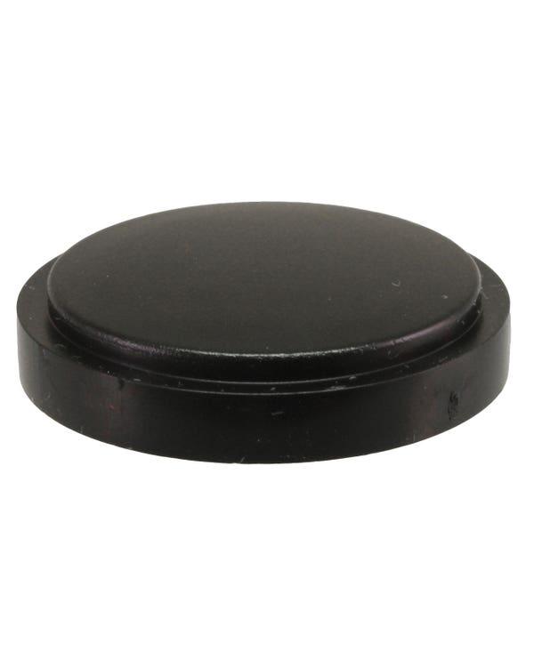 Cap, Switch Knob, Glove Box, Plain Black, T1 68-79