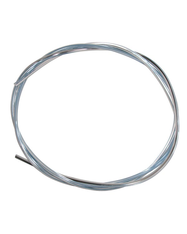 Chrome Window Seal Insert Trim 2.5 Meters for Deluxe Seals