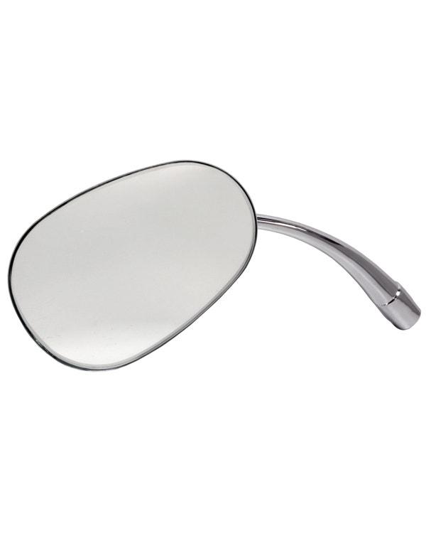 Oval Door Mirror for the Left Side