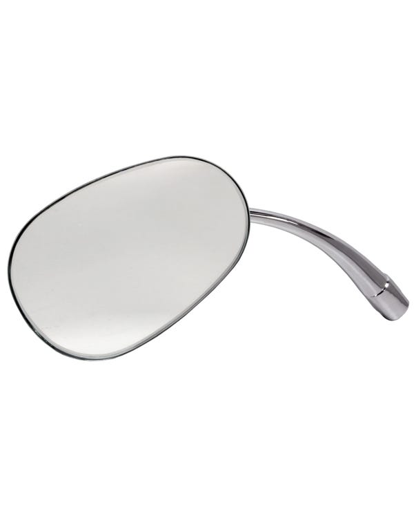 Oval Wing Mirror for the Left