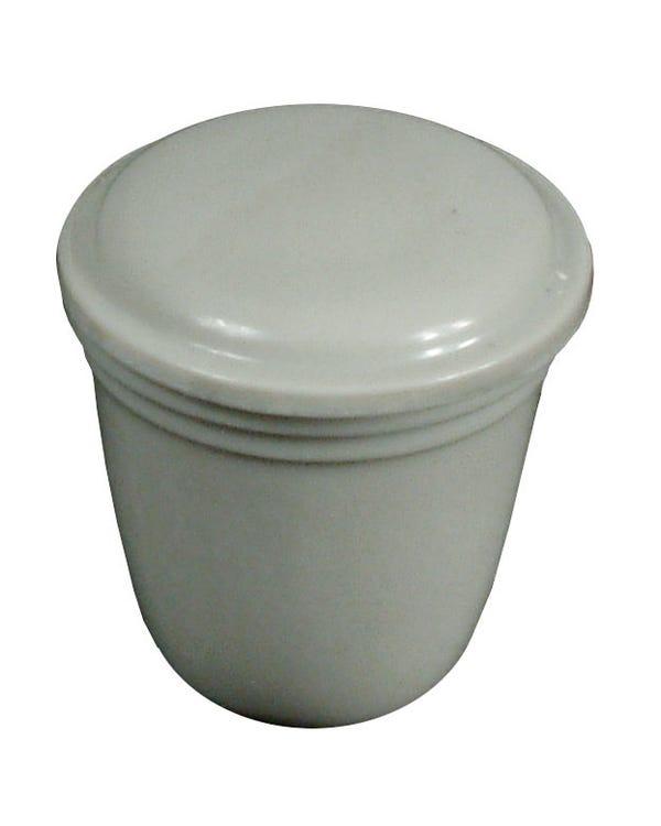 Grey Wiper Knob with a 3mm thread
