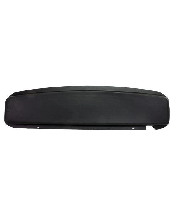 Kabelabdeckung im Kofferraum, schwarze Hartfaserplatte